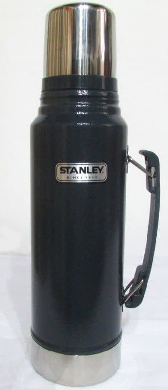 Termo Stanley azul