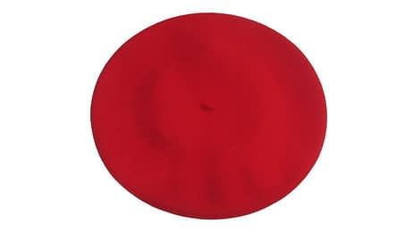 Boina tolosa roja