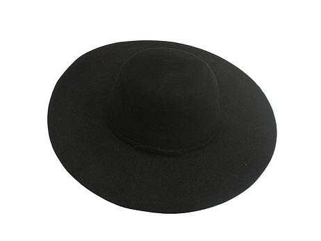 Sombrero Maidana Negro