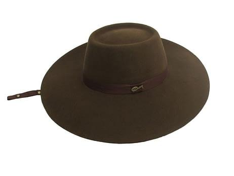 Sombrero Cury Marron