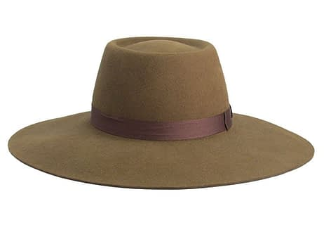 Sombrero Cury Marron Pino