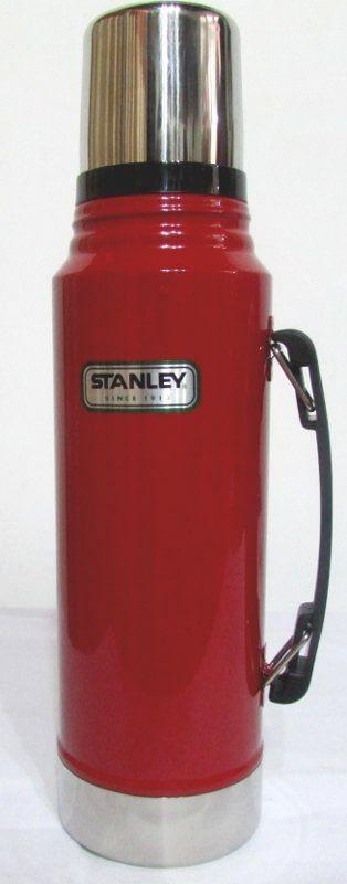 Termo Stanley rojo