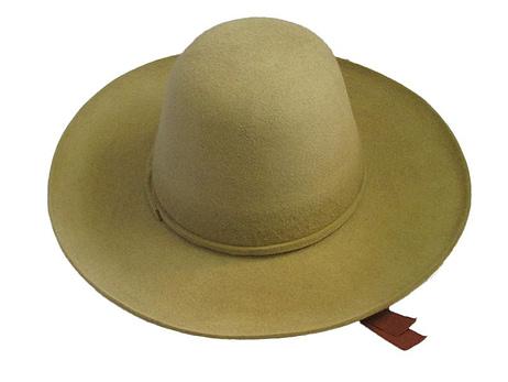 Sombrero Maidana Beige
