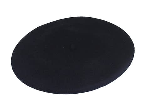 Boina elosegui negra
