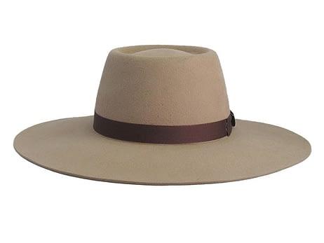 Sombrero Cury beige Claro