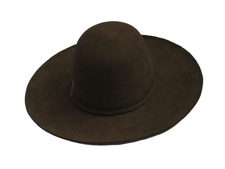 Sombrero Maidana Marron